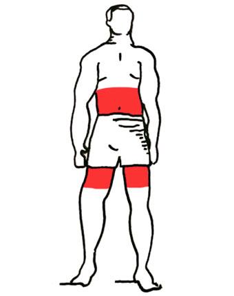 endomorf vücut tipi