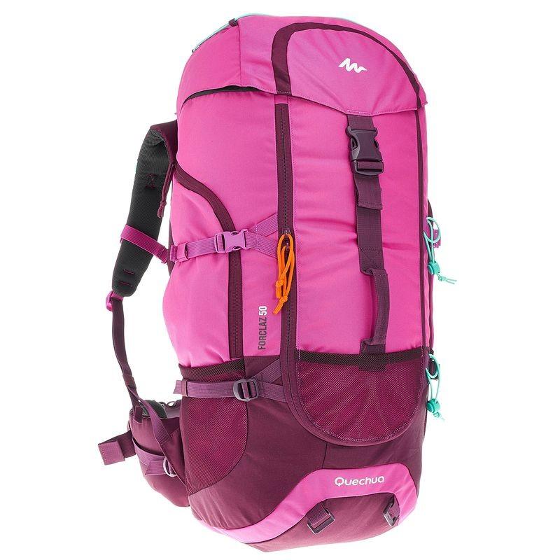 50 litrelik sırt çantası