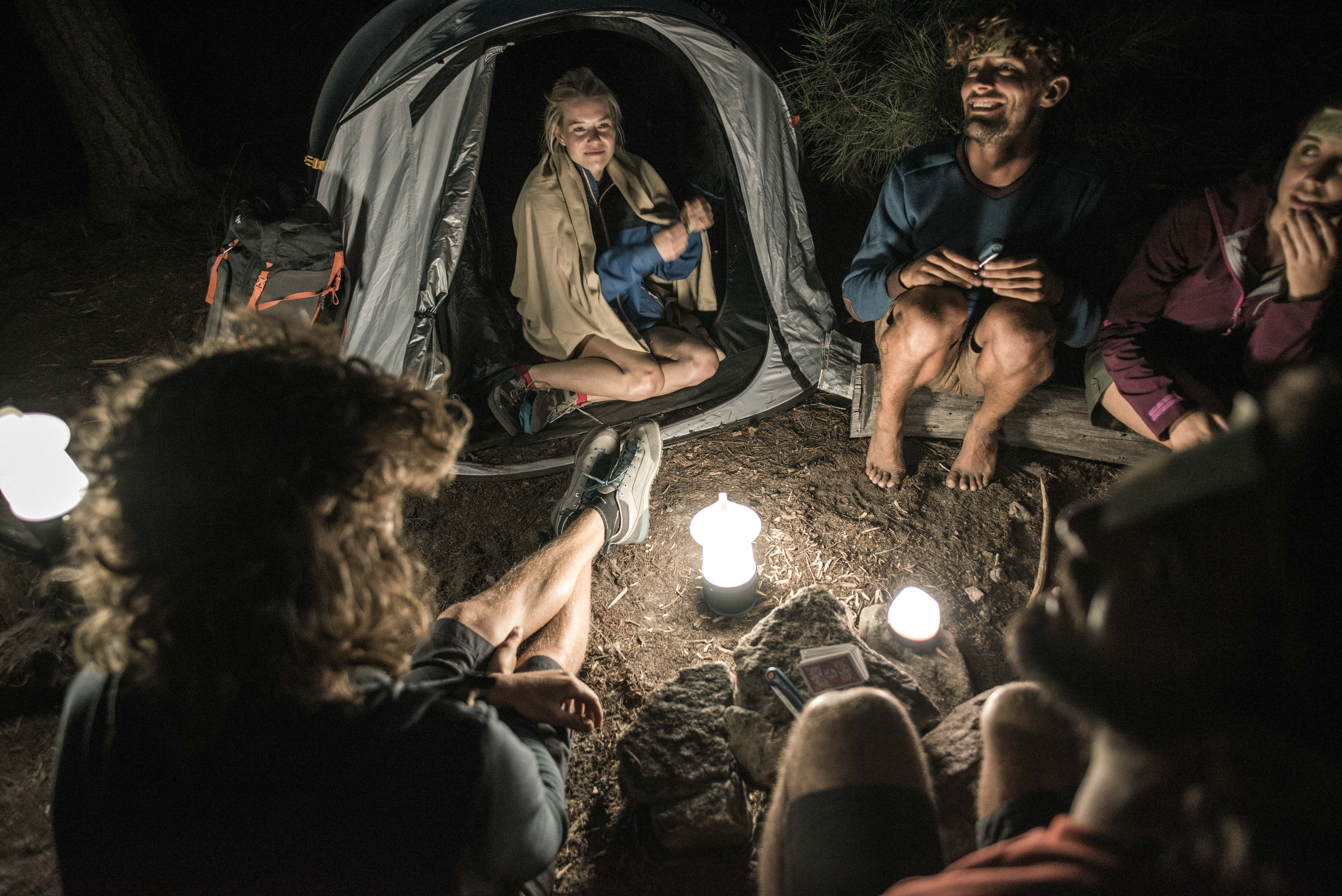 Kamp Geceleri