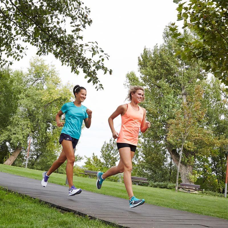 Erkek ve bayan koşu şortu