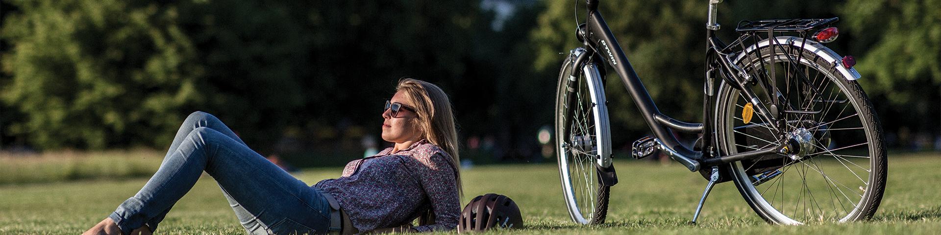 parkta-bisiklet
