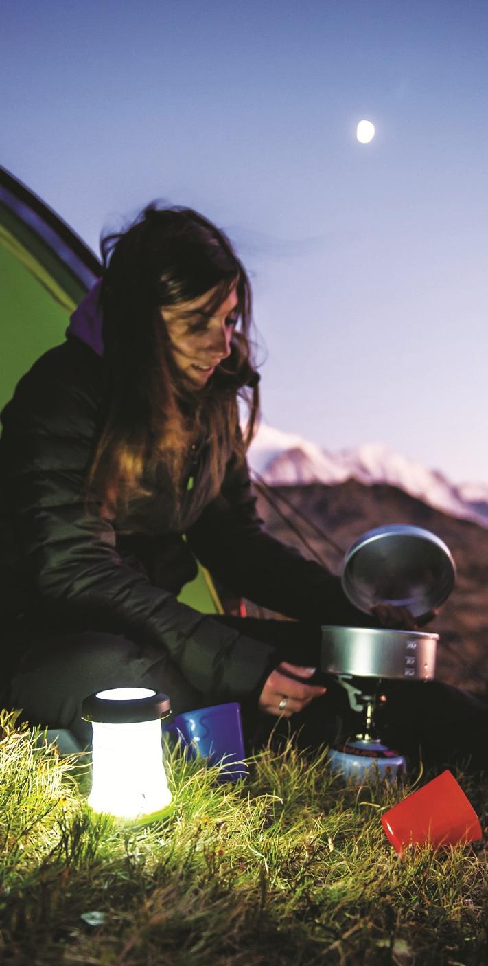 campingas