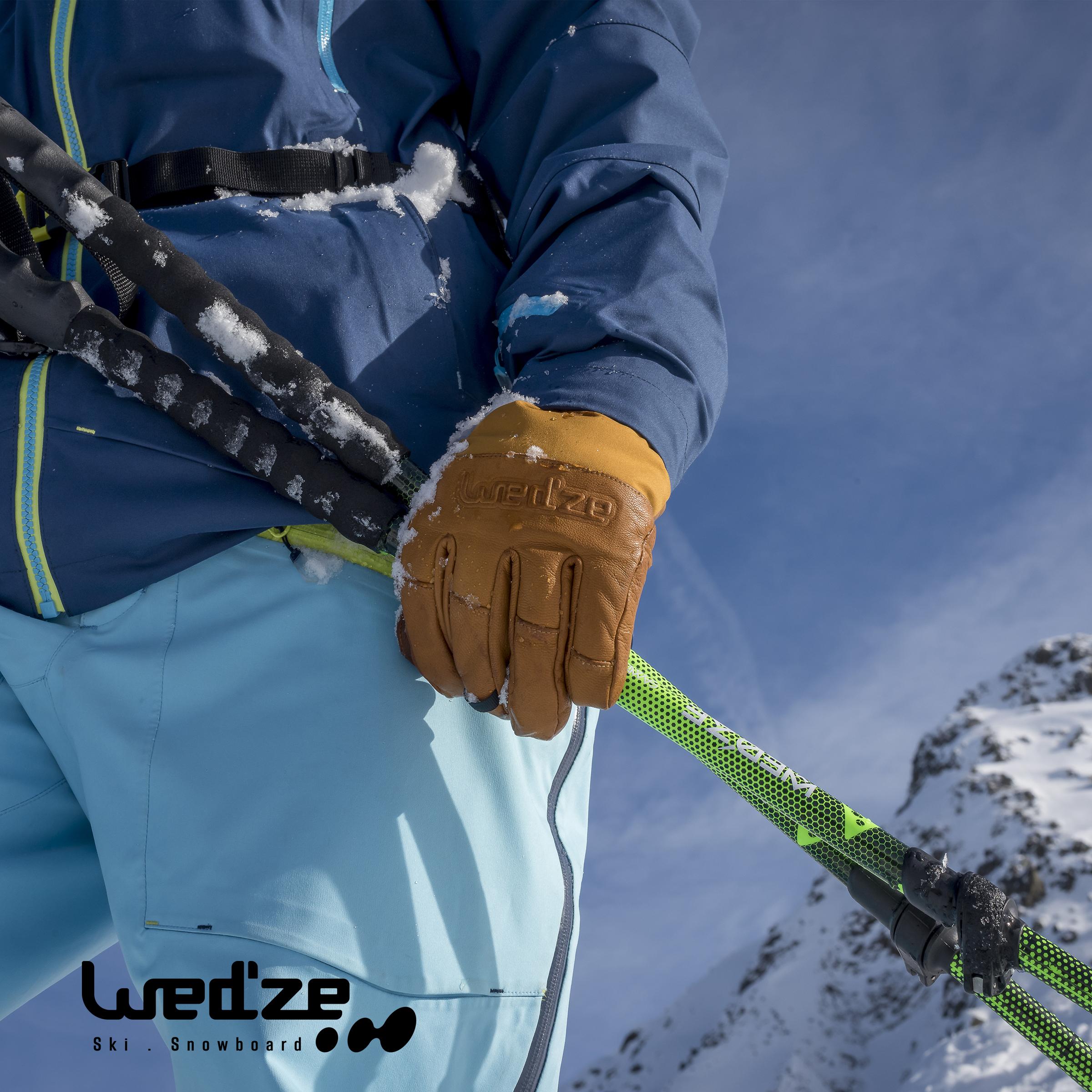 Kayaklar için sabitleme. Seçim özellikleri