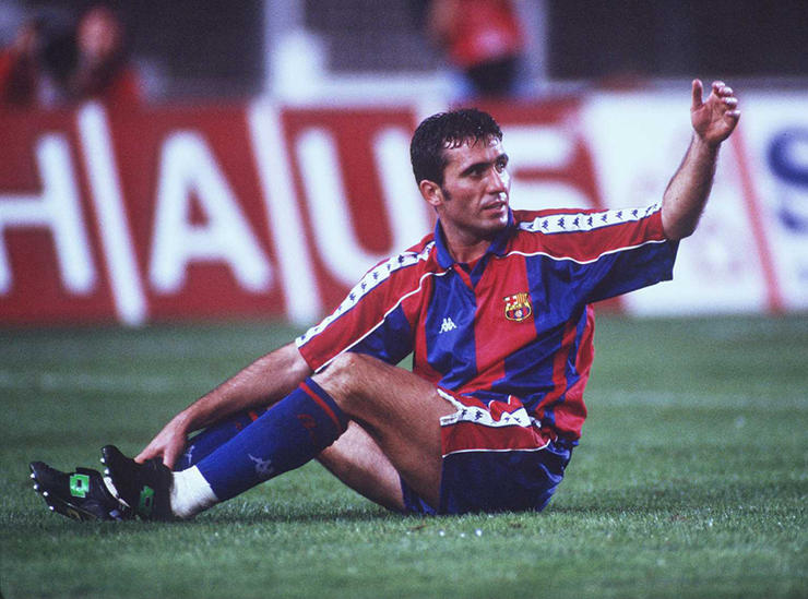 Soccer - Barcelona